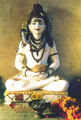 Shiva-statue